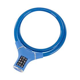 Masterlock 8229 Kabelschloss 12 mm x 900 mm blau